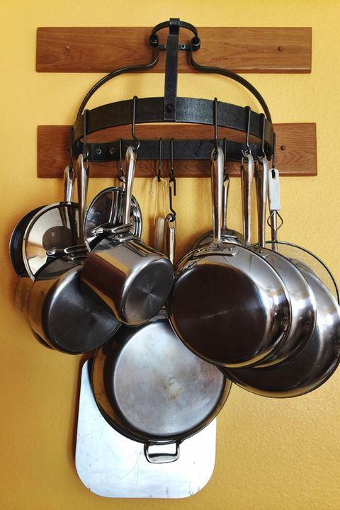 Still life photography, Metal, Pot rack, Silver, Steel, Still life, Earrings, Classic, Kitchen utensil,