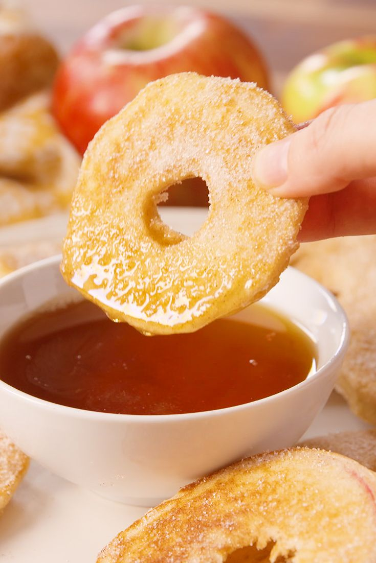 Best apple pancake dippers recipe how to make apple pancake dippers best apple pancake dippers recipe how to make apple pancake dippers delish ccuart Gallery