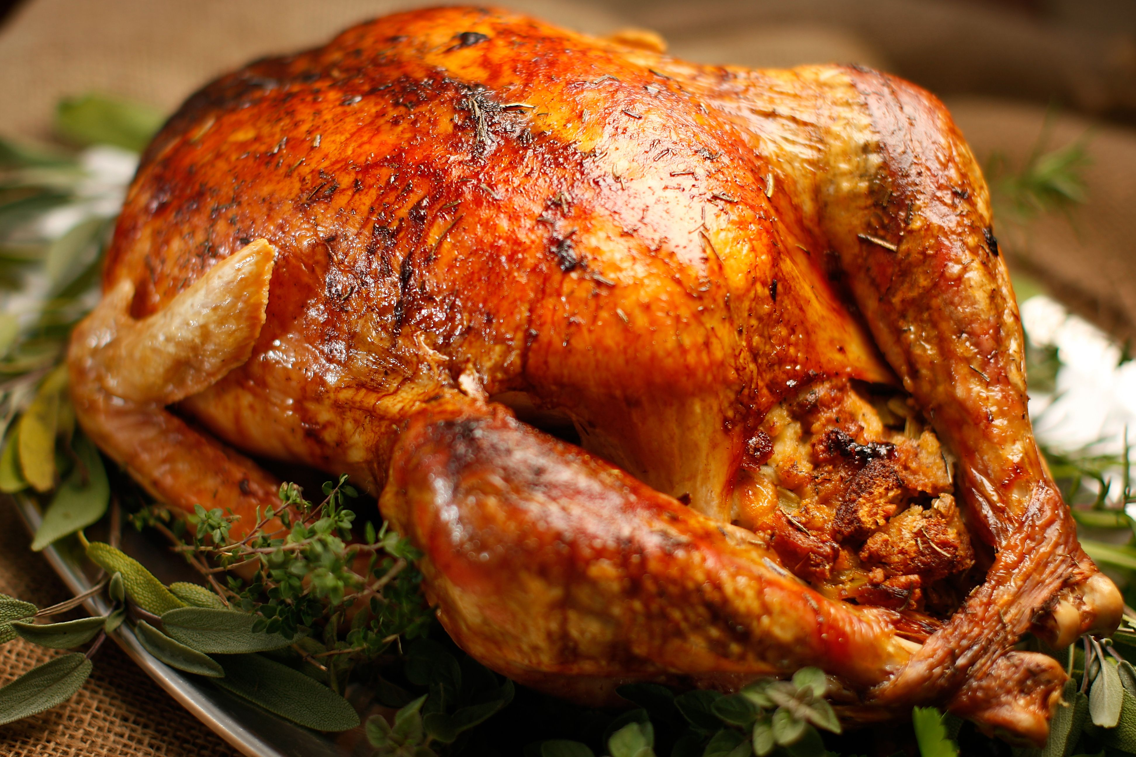 Popeyes Is Selling Cajun Style Turkeys For Thanksgiving