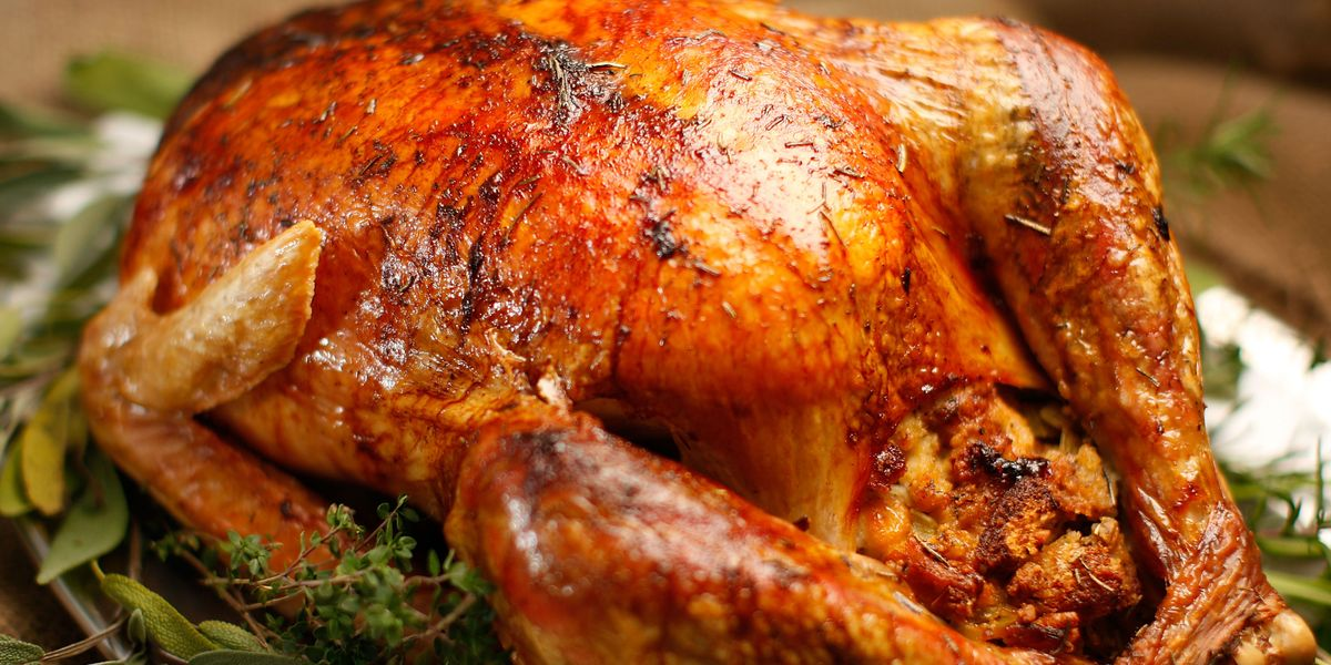 Popeye's Is Selling Cajun-Style Turkeys For Thanksgiving