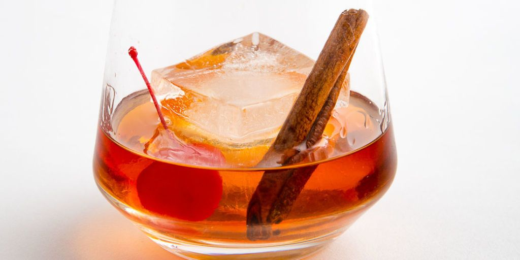 How Many Calories In An Old Fashioned