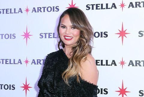Chrissy Teigen Stella