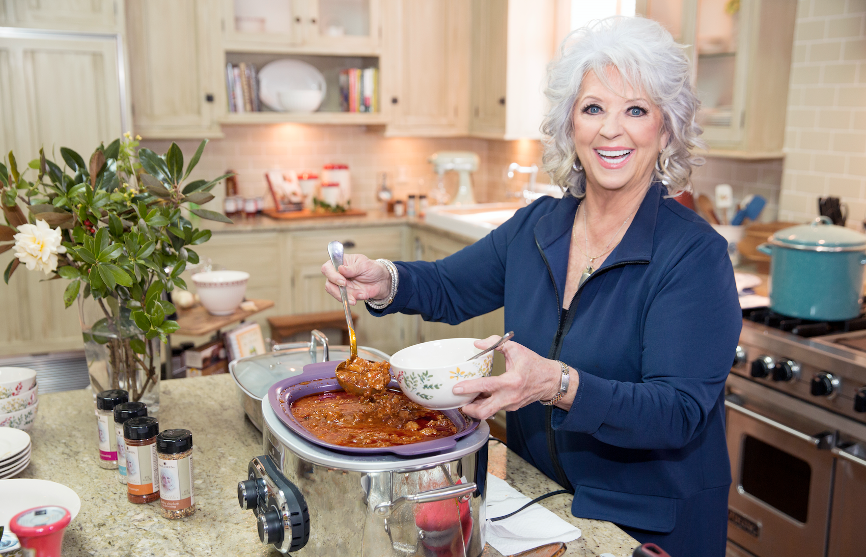 Simple Office Room Design, Paula Deen S New Show Is Unlike Anything You Ve Seen Before Delish Com