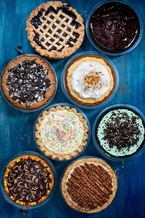 Pie Party Vertical