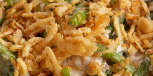 Best Microwave Green Bean Casserole Recipe Delish Com