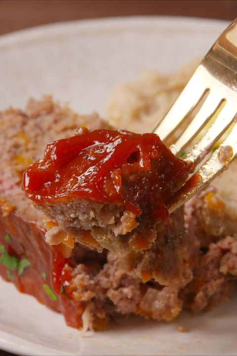 Classic Meatloaf Vertical