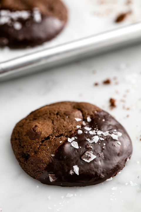 Death by Chocolate Cookies Vertical