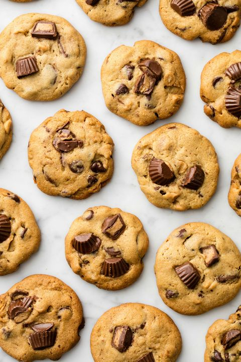 Reese's Chip Cookies Vertical
