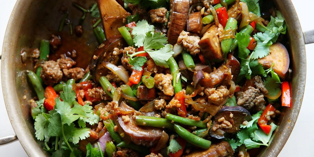 13 Best Asian Pork Recipes Asian Inspired Pork Dinners Delish Com