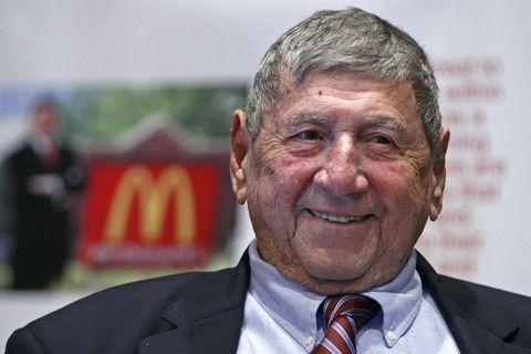 Big Mac inventor