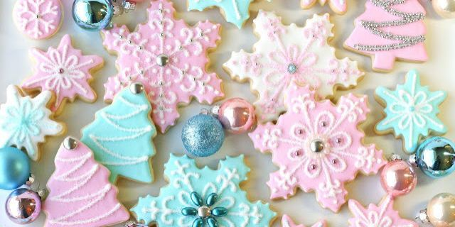 The Most Beautiful Sugar Cookies We\'ve Ever Seen—Delish.com
