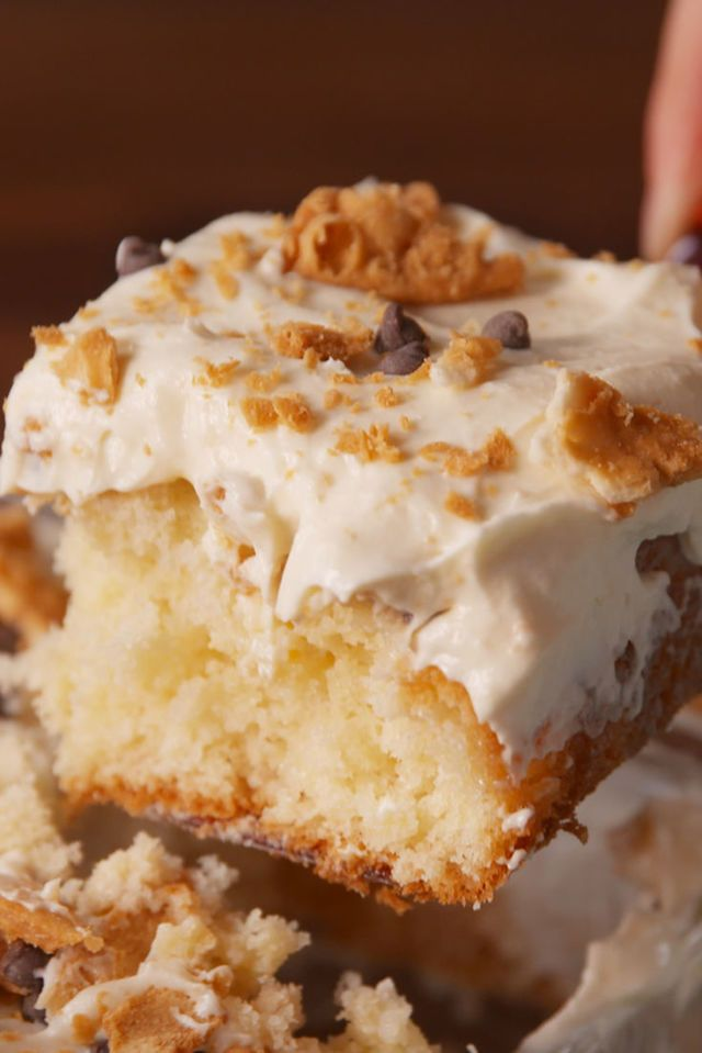 Best Recipe For Cannoli Cake