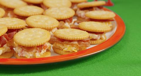 Pimento Cheese Sliders Horizontal