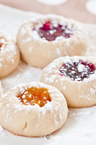This Is The Most Popular Holiday Cookie On Pinterest Thumbprint