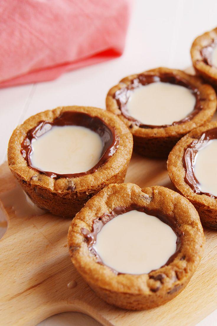 Milk and Cookies Shots
