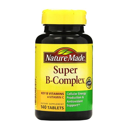 Nature Made Super B-Complex Vitamins