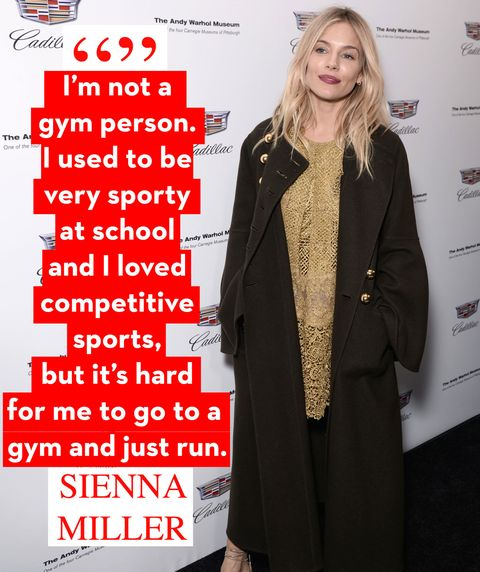 Sienna Miller body