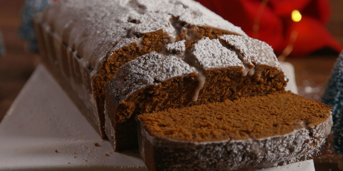 Mini Pumpkin Bread Recipe