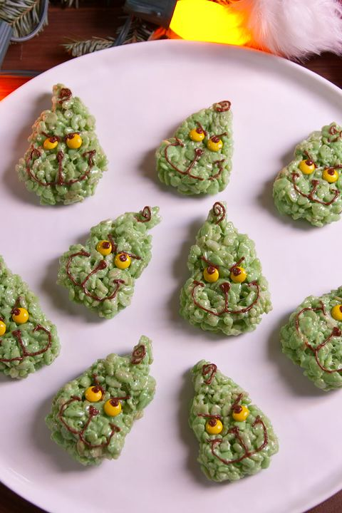 25 Cute Christmas Treats Easy Recipes For Holiday Treats Delish Com