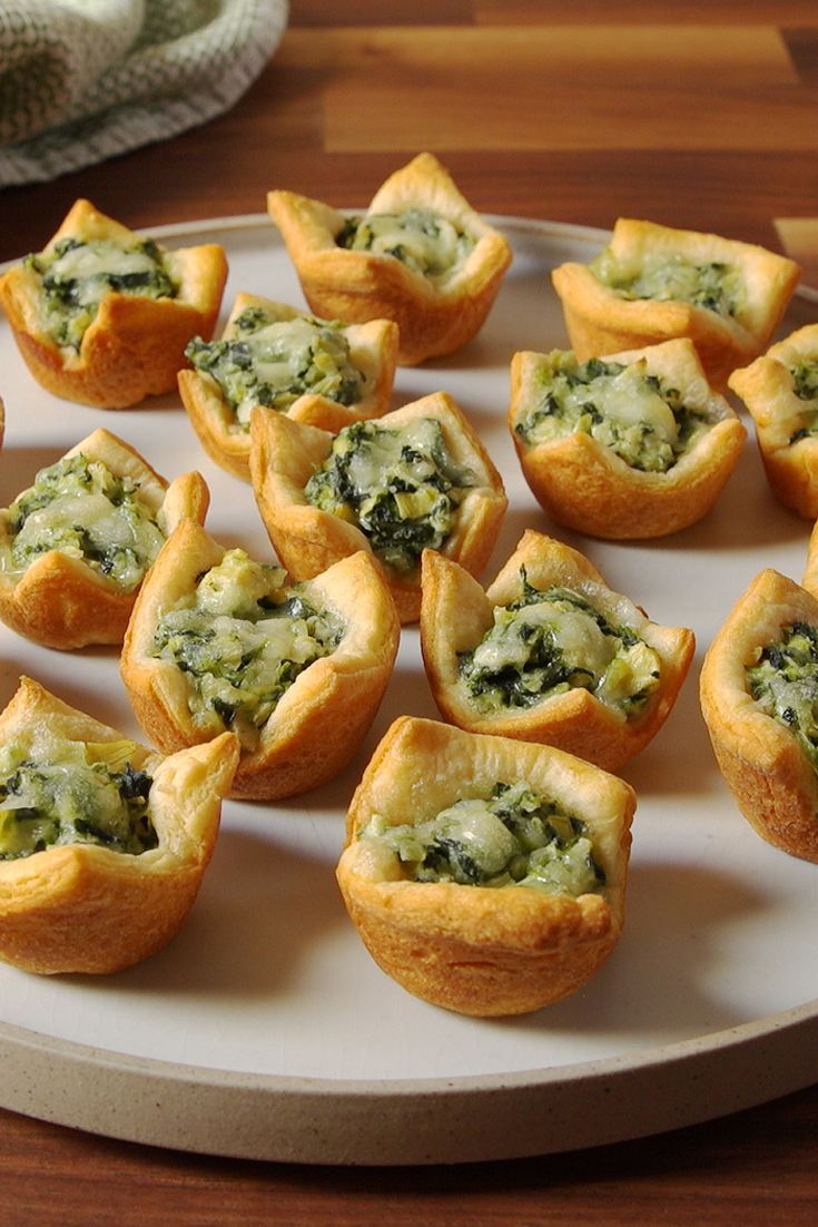 50 easy baby shower appetizers-best appetizers for a baby shower