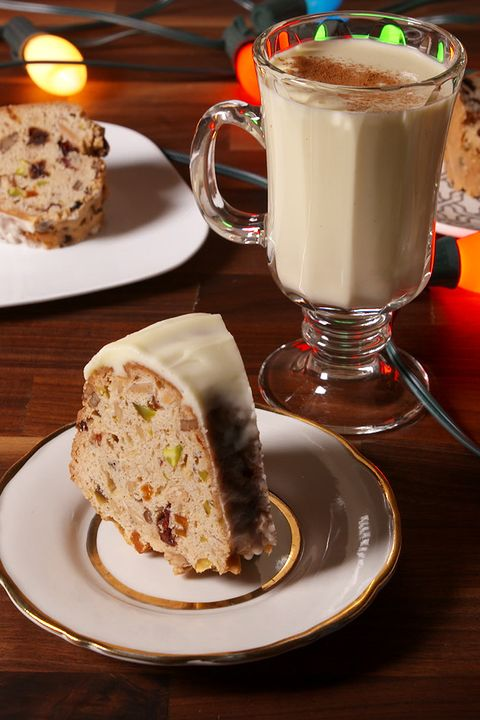 Seriously Delish Fruitcake Vertical