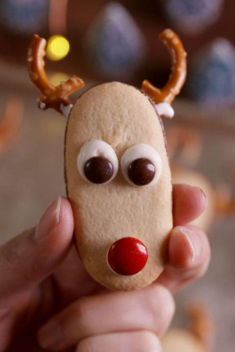 Milano Reindeer Cookies