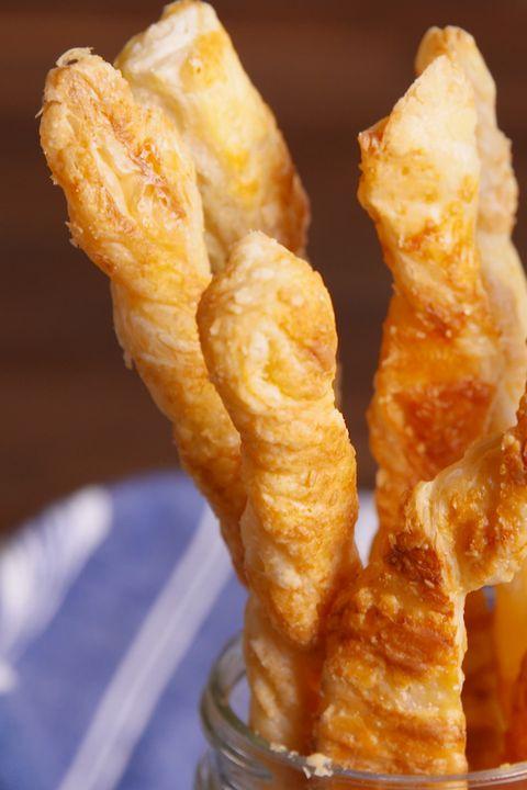parmesan twists