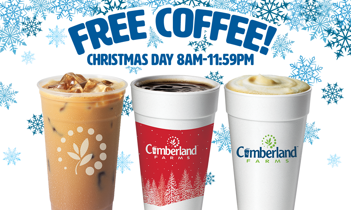 How to Get Free Coffee On Christmas