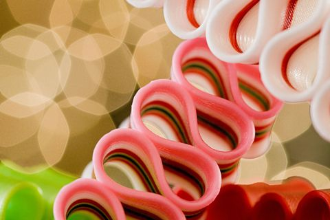 Colorfulness, Pink, Pattern, Stick candy, Candy, Confectionery, Hard candy, Circle, Spiral, Polkagris,