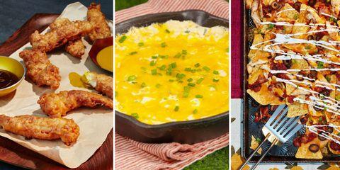 Food, Cuisine, Fried food, Tableware, Dish, Recipe, Ingredient, Meal, Finger food, Cooking,