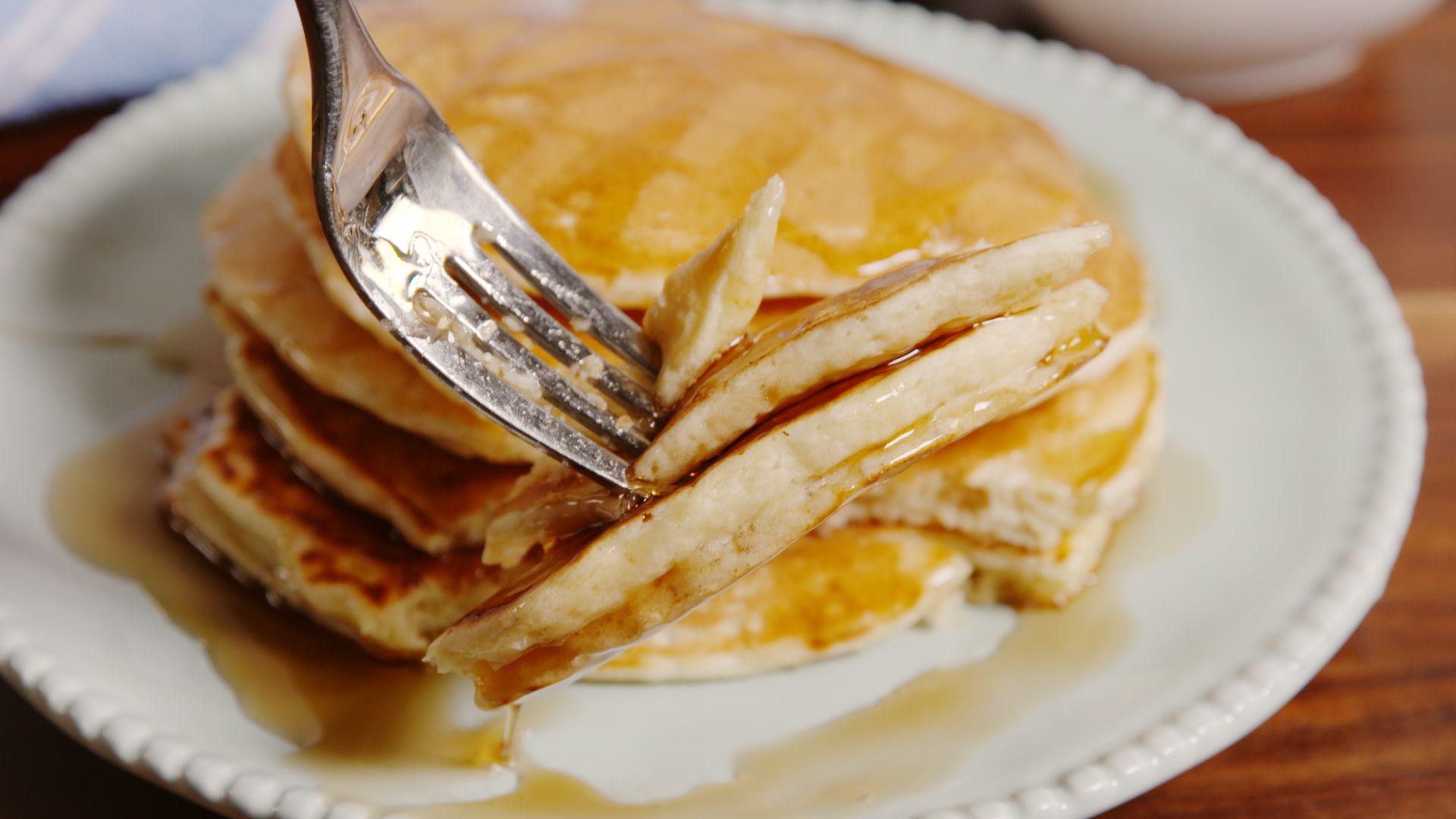 3 Secrets To Making Perfect Pancakes From Scratch