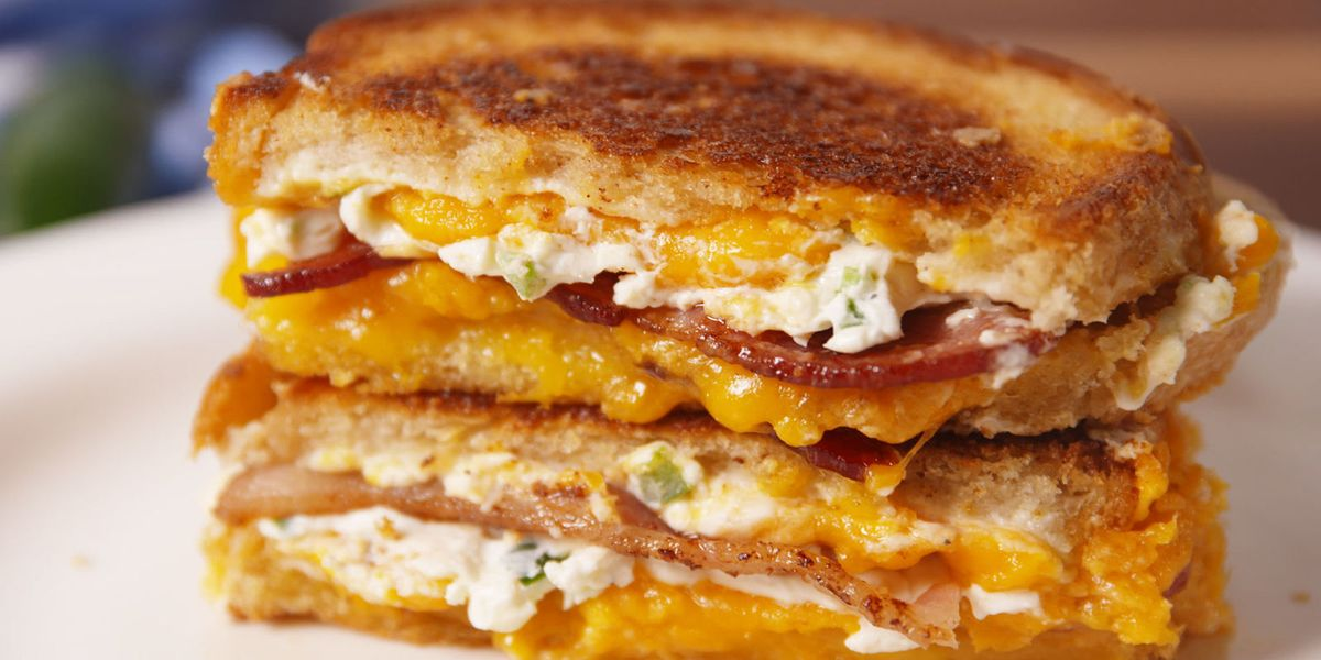 Best Jalape 241 O Popper Grilled Cheese How To Make Best Jalape 241 O Popper Grilled Cheese