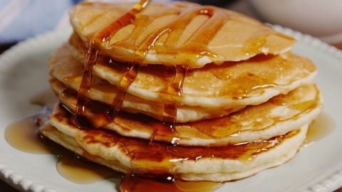 Perfect Pancakes Horizontal