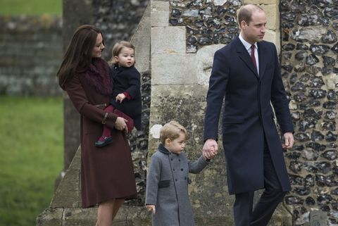 Kate Middleton, royal family