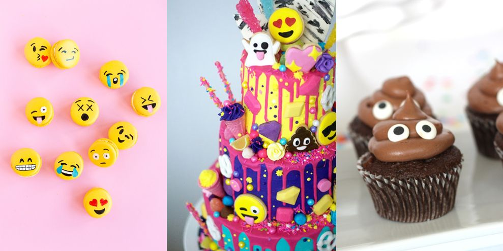 Emoji Desserts Are Taking Over Pinterest