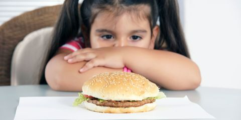Food, Eating, Child, Junk food, Hamburger, Fast food, Cheeseburger, Dish, Finger food, Sandwich,