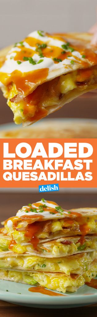 Breakfast Quesadillas Are The Better And Easier Alternative to Breakfast Burritos