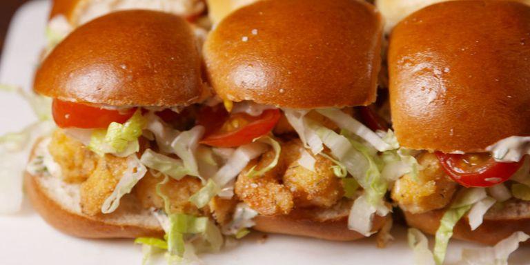 recipe: sauteed shrimp po boy recipe [35]