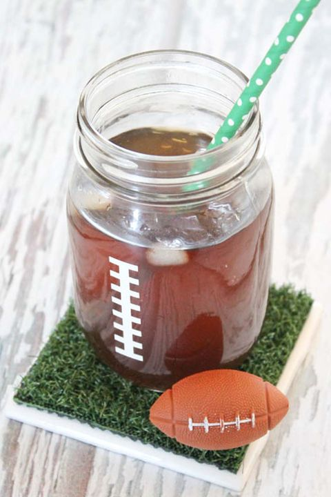 astroturf football coasters