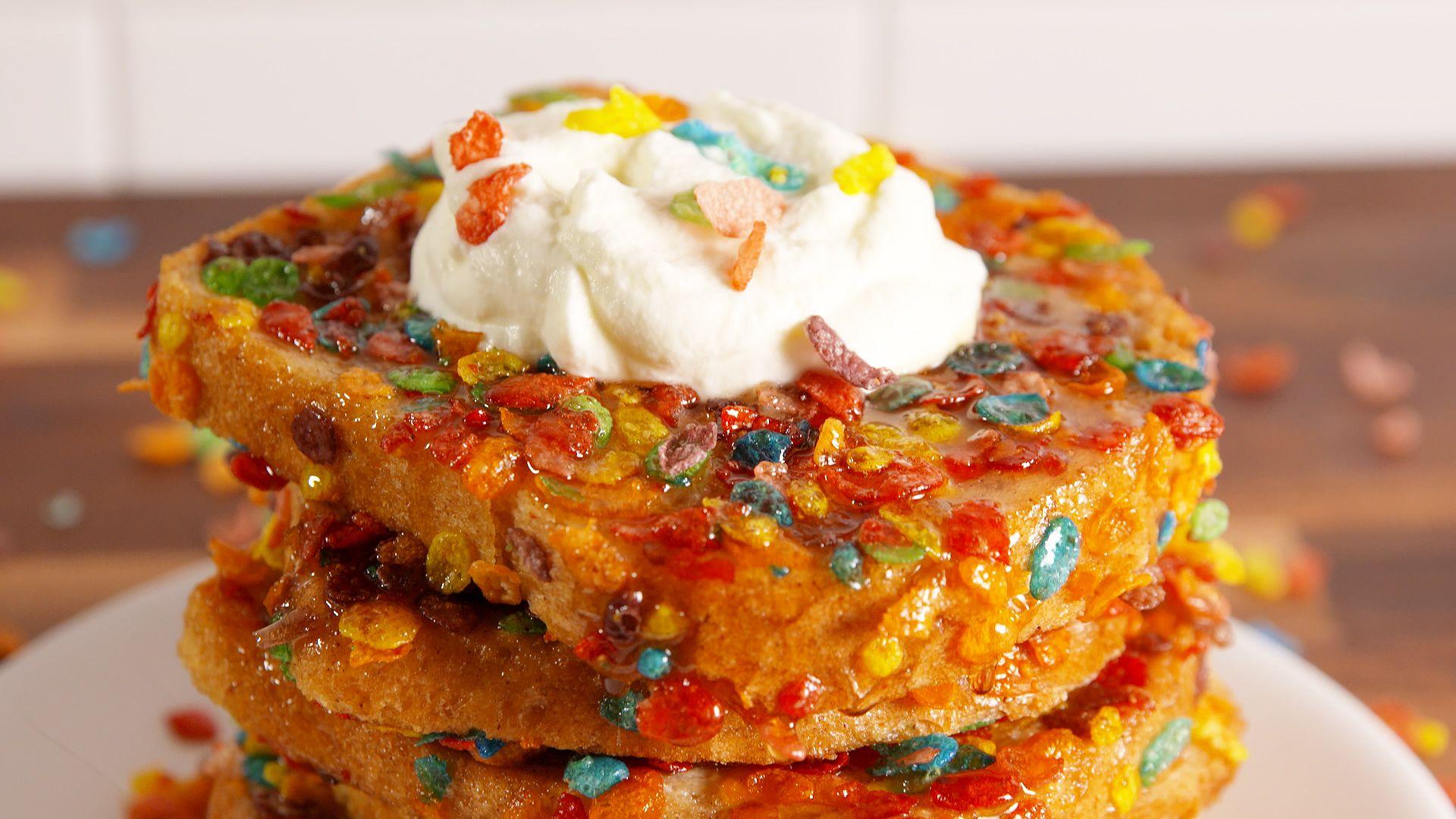 20 Best Breakfast Ideas For Kids Fun Recipes For Easy Kids Breakfasts Delish Com