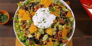 Dorito Taco Salad - Delish.com
