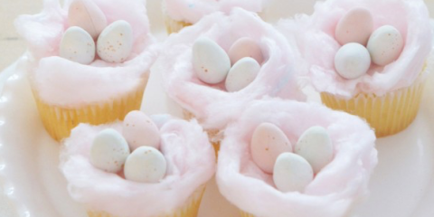 14 Easy Easter Cupcake Ideas - Recipes for Cute Easter Cupcakes ...
