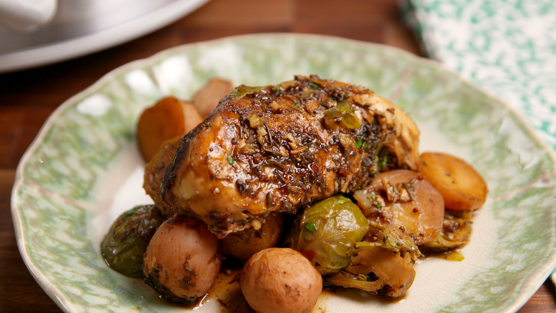 Forum on this topic: Balsamic Chicken with Thyme, balsamic-chicken-with-thyme/