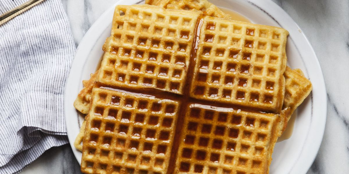 70 Best Waffle Recipes How To Make Waffles Delish Com
