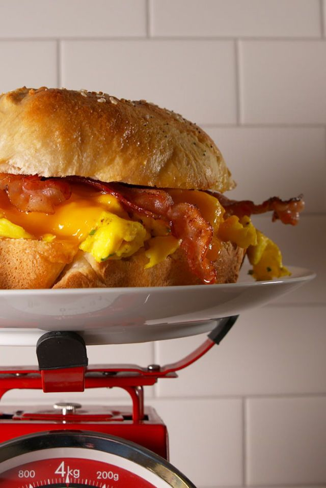 This Is The Most Epic Breakfast Sandwich We've Ever Made