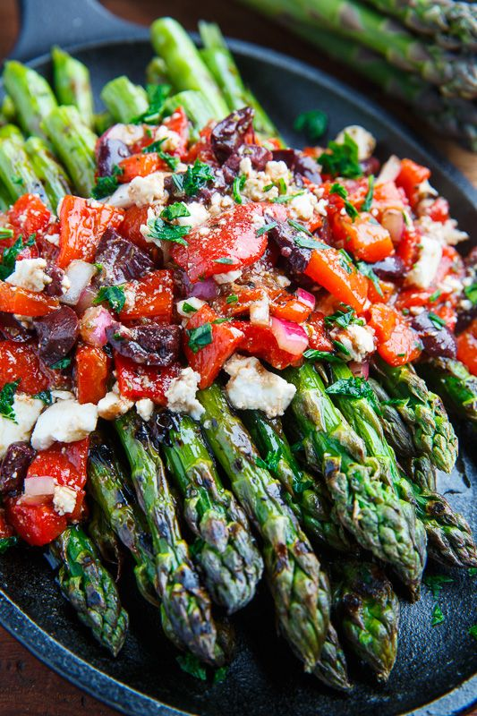 13 Easy Grilled Asparagus Recipes How To Grill Asparagus