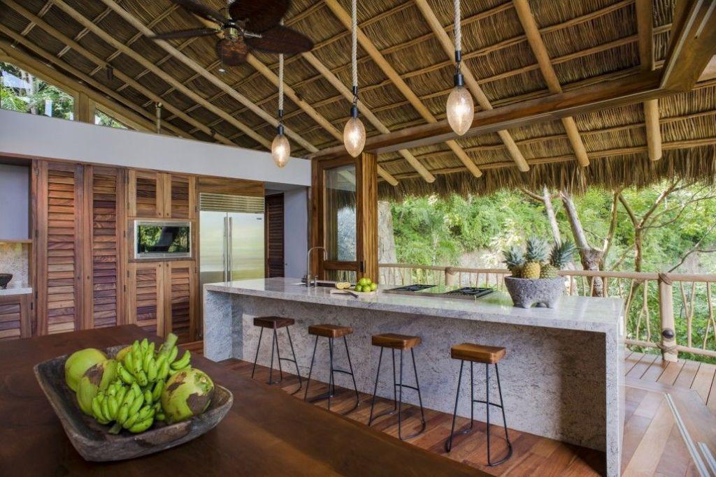 Charmant Punta Sayulita Kitchen