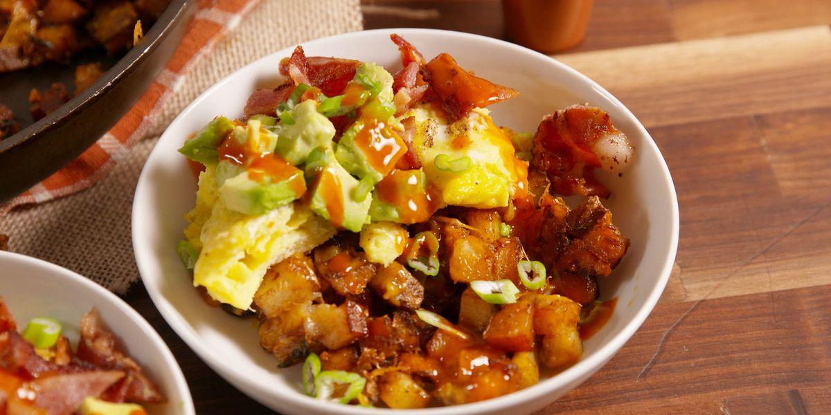 Best Cowboy Breakfast Bowls Recipe How To Make Cowboy
