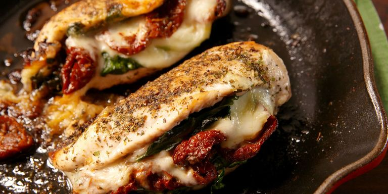 20 easy stuffed chicken breast recipes that are easy and delicious john komar forumfinder Image collections