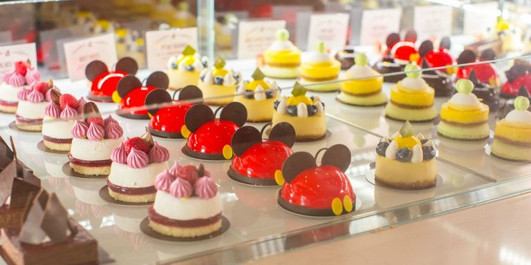 Mickey Cakes At Amorette S